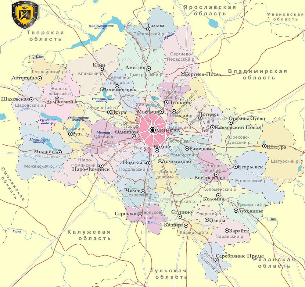 Грузоперевозки по Московской области с ООО РосТрансАвто